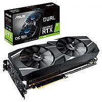 ASUS GeForce RTX2080 8192Mb DUAL OC (DUAL-RTX2080-O8G), фото 1