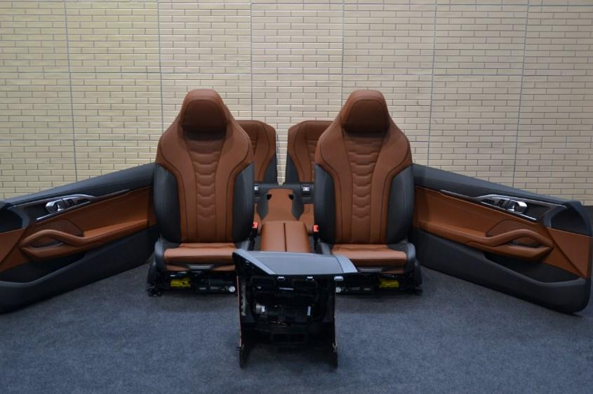 Комплект сидений BMW 8 G15
