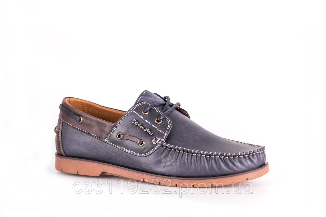 Топсайдери Prime Shoes сині