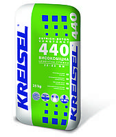 KREISEL цементная стяжка 3-35 мм №440, 25кг