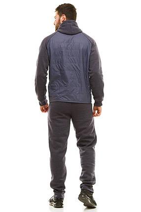 Костюм теплый мужской 716 джинс, фото 2