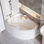 Ванна угловая асимметричная Ravak Rosa I левосторонняя, фото 2