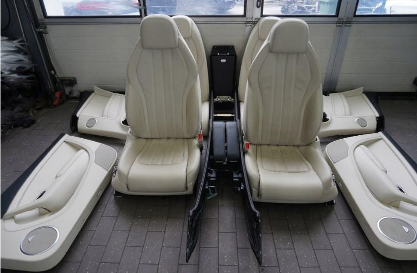 Комплект сидений Bentley Continental GT