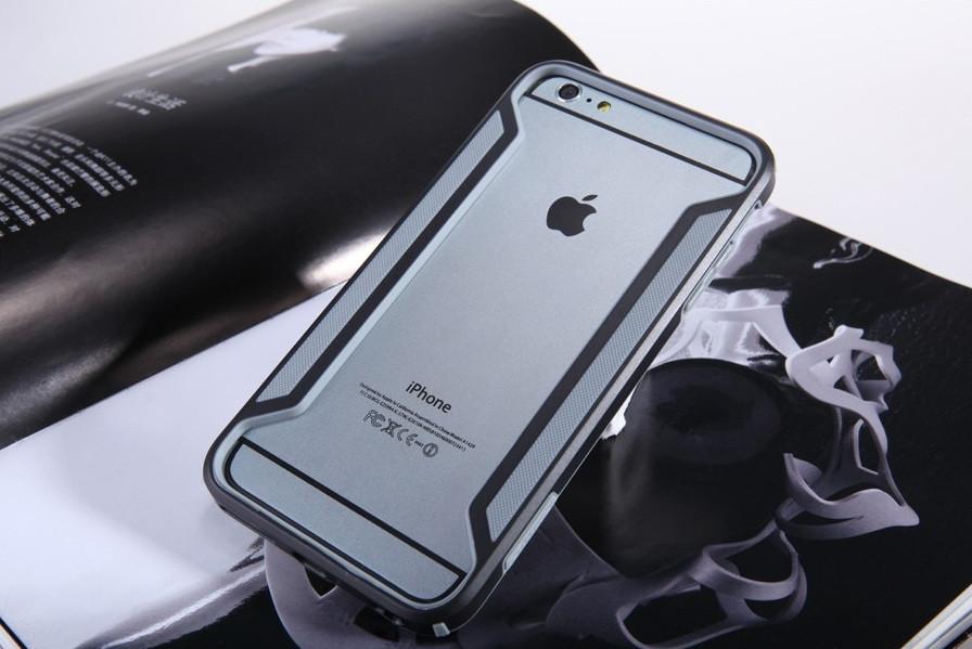 Бампер для iPhone 6 6S Nillkin Slim Border