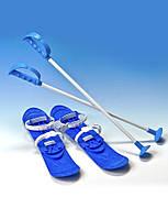 Набір лижний дитячий MARMAT BIG FOOT 40см (лижі+палки)