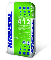 KREISEL самовыравн.пол 3-15 мм №412, 25кг