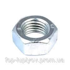 Гайка М10 DIN 934 6.0 ЦБ