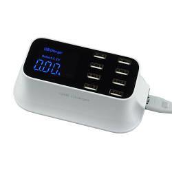 Зарядное устройство на 8 USB-портов (5507)