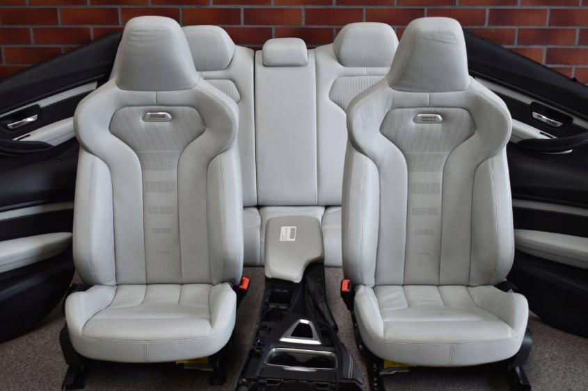 Комплект сидений BMW 3 M3 F80