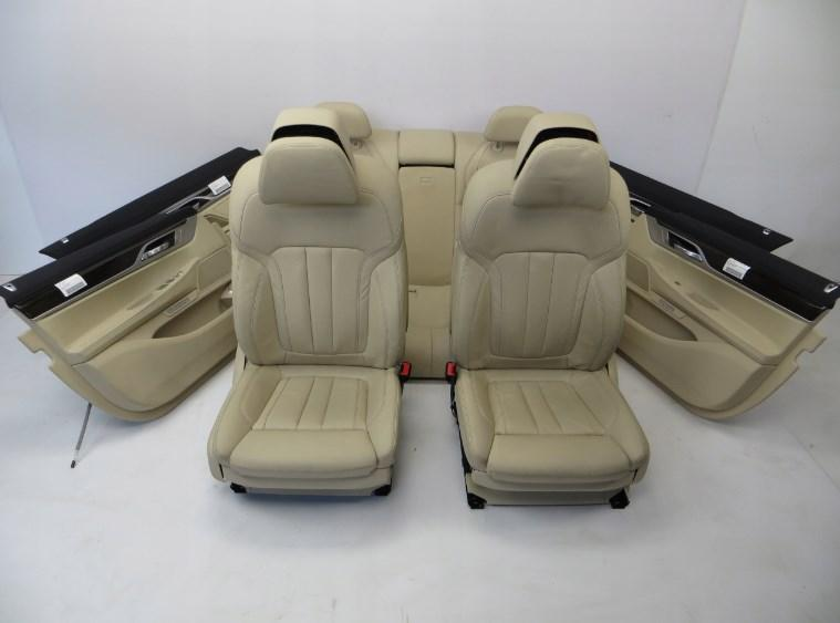 Комплект сидений BMW G11 G12