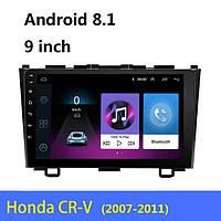 Штатная Магнитола MARSHAL H9017 Honda CR-V 2007-2011 8 ядерная  2gb / 16 gb Android 8.1 GPS, фото 1