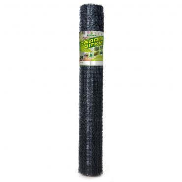 Сетка пластиковая Универсальная (яч.30*35мм, 1м*50м) черная