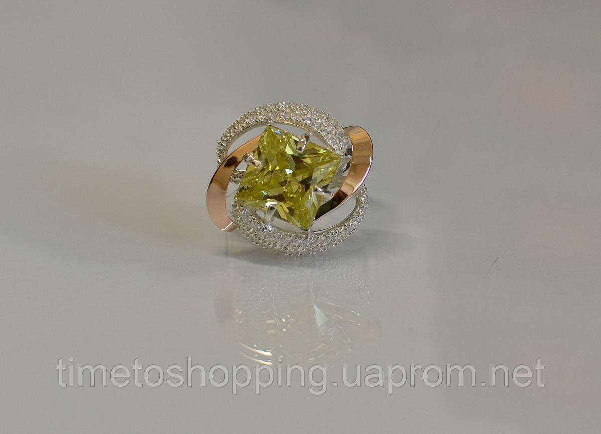Серебряное колцо