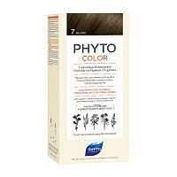 Фито крем-краска Phytocolor Colorations тон 7 (русый)