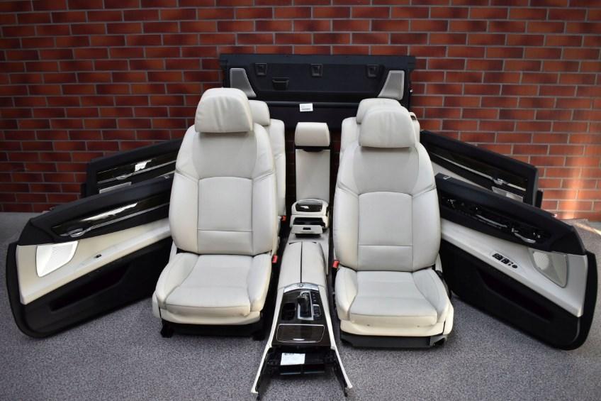 Комплект сидений BMW 7 F02