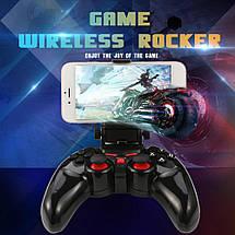 Джойстик Dobe Ti 465 Bluetooth с крепениям для телефона, беспроводной геймпад Добе Ти для Android, IOS, PC, фото 2
