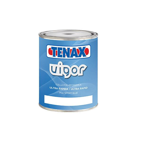 Прозрачный клей-шпатлёвка Solido Vigor Transparente для камня (1л) TENAX
