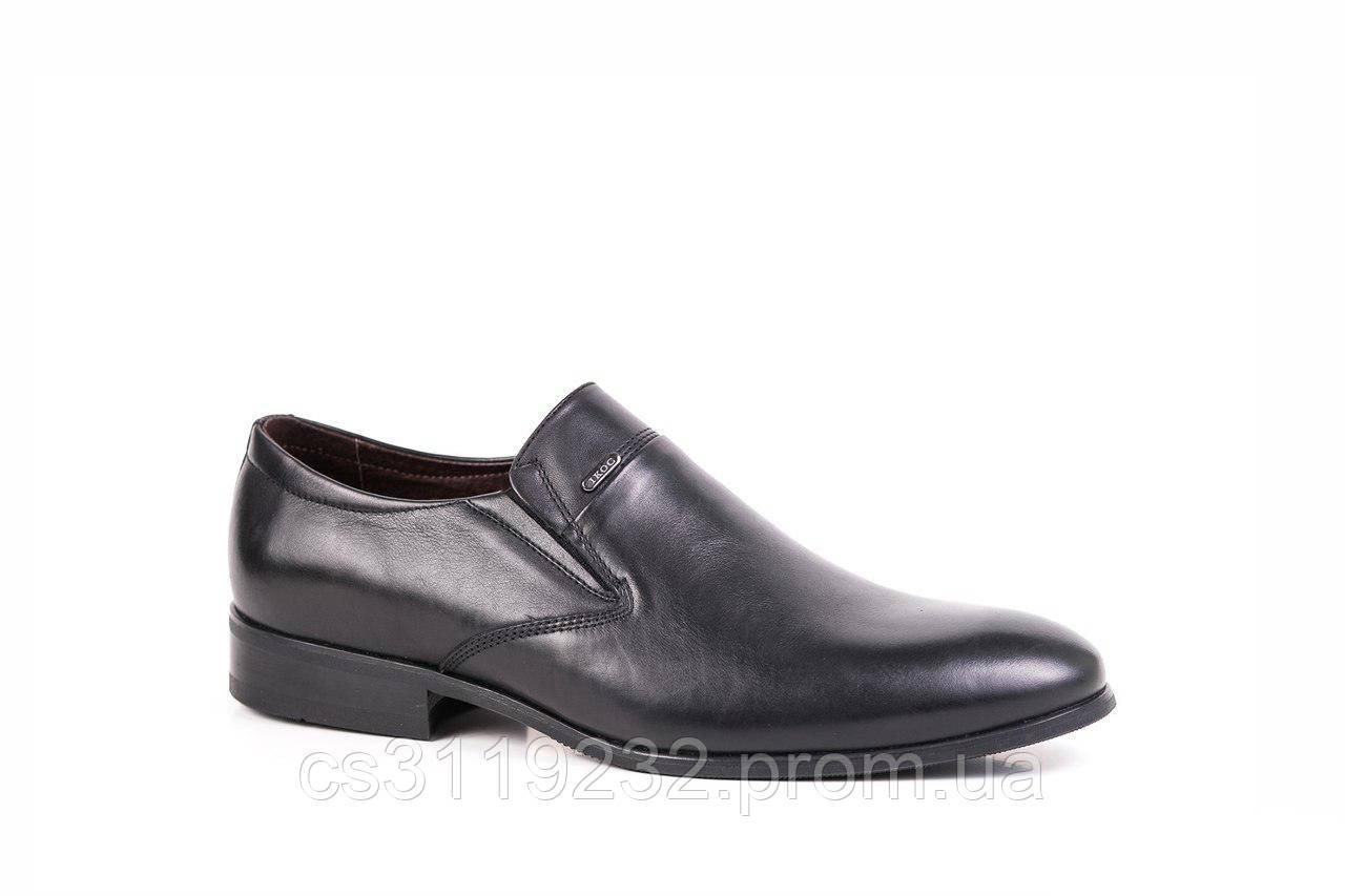 Туфлі чорні ІКОС