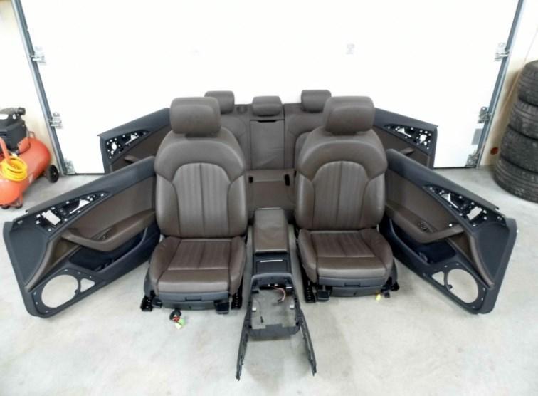 Комплект сидений Audi A6 C7 4G0 kombi