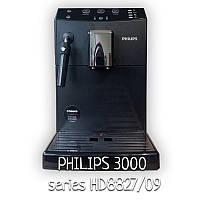 Кофемашина PHILIPS 3000  HD8827/09