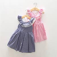 Недорогие детские летние платья