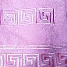 Рушник банний виробництва Узбекістан (140*70), фото 3