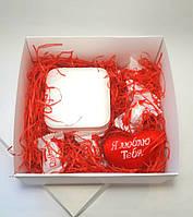 Подарок BOX для девушки Шкатулка