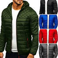 Мужская осенняя куртка с капюшоном от Asos
