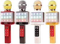 Микрофон-караоке беспроводной WSTER WS-1828, фото 1