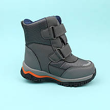 Термо ботинки для мальчика Паучок тм Том.м размер 29, фото 2