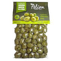 Оливки зелені у вакуумі 200гр