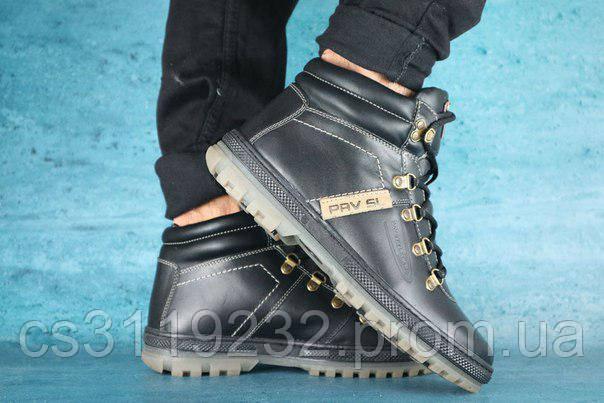 Зимові черевики PAV чорні