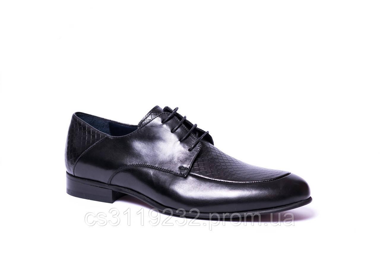 Туфлі Luciano Bellini чорні