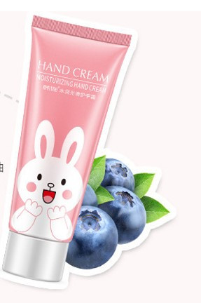ROREC Hand Cream Blueberry