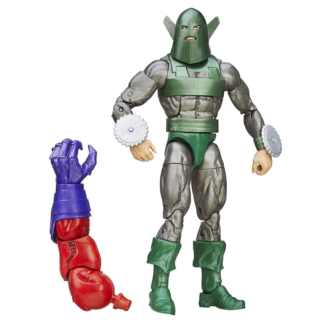 Фігурка Hasbro Вихор, Легенди Марвел 15 см - Build a Figure, Red Skull Series