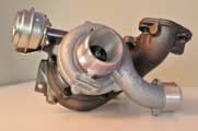 Турбіна 767835-5001S (Opel Signum 1.9 CDTI 120 HP) 2004-2008