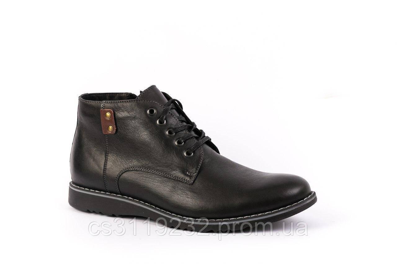 Ботинки зимние Kadar черные