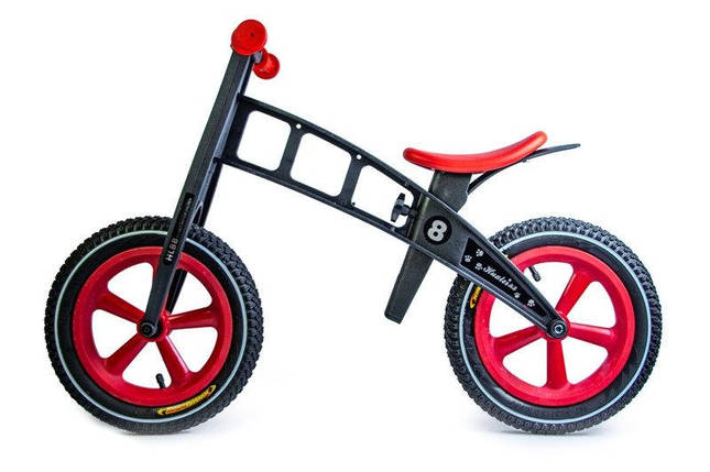 Велобег Balance Trike Red, фото 2