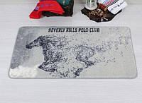 Килимок Beverly Hills Polo Club - 310 Grey 57Х100, фото 1