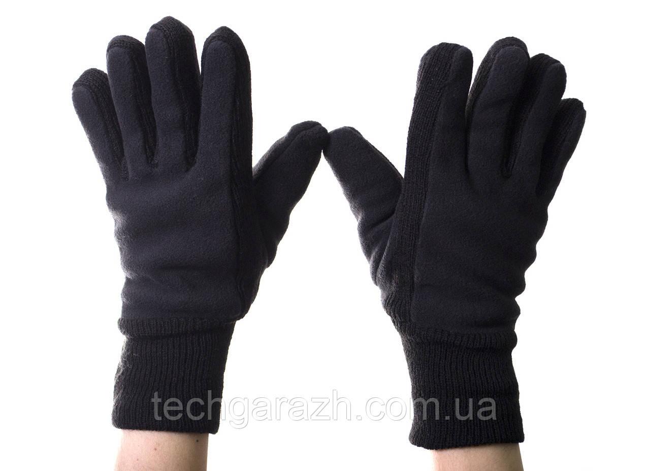 Перчатки Echt Gloves One size XL Черный (Rsport black XL)