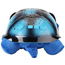 Проектор Звездное небо Черепаха (СИНИЙ), фото 3