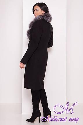 Красиве жіноче зимове пальто (р. S, M, L) арт. Кареро 8125 - 44076, фото 2