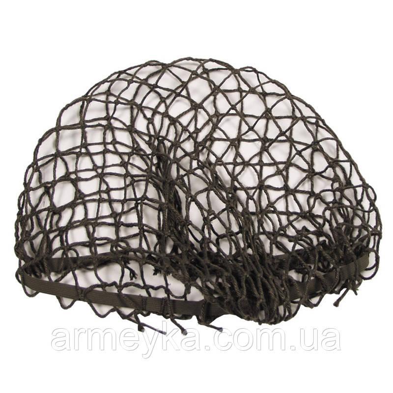 Маскировочная основа-сетка для шлема/каски. ВС Австрии, оригинал.