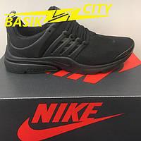 Кроссовки мужские Nike Presto Черные