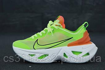 Жіночі кросівки Nike Zoom X Vista Grind (салатові)