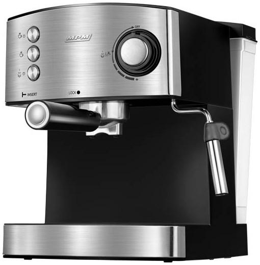Кофеварка MPM MKW-06 1.7 л Нержавеющая сталь / Черный