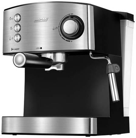 Кофеварка MPM MKW-06 1.7 л Нержавеющая сталь / Черный, фото 2