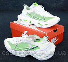 Жіночі кросівки Nike Zoom X Vista Grind (зелено-білі)