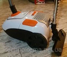 Пылесос с мешком LIBERTON LVC-2245B