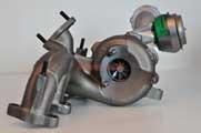 Турбина 721021-5006S (Seat Ibiza II 1.9 TDI 150 HP) 2001-2002